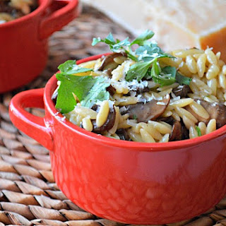 Quick Mushroom Ragu