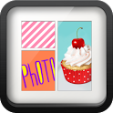 Photo Frame Free:Easy Collage icon