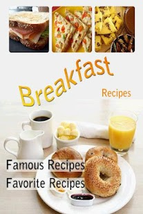 Breakfast Recipes Cookbook- screenshot thumbnail