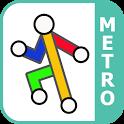Paris Metro by Zuti icon