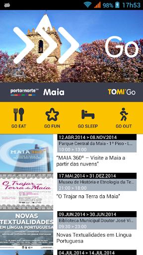 TPNP TOMI Go Maia