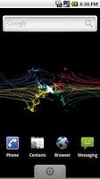 Screenshot of Nexus Boot Live Wallpaper