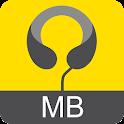 Mladá Boleslav - audio tour icon