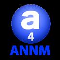 accessのオールナイトニッポンモバイル 第4回 logo