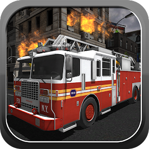 A&S Fire Truck Driver for PC and MAC