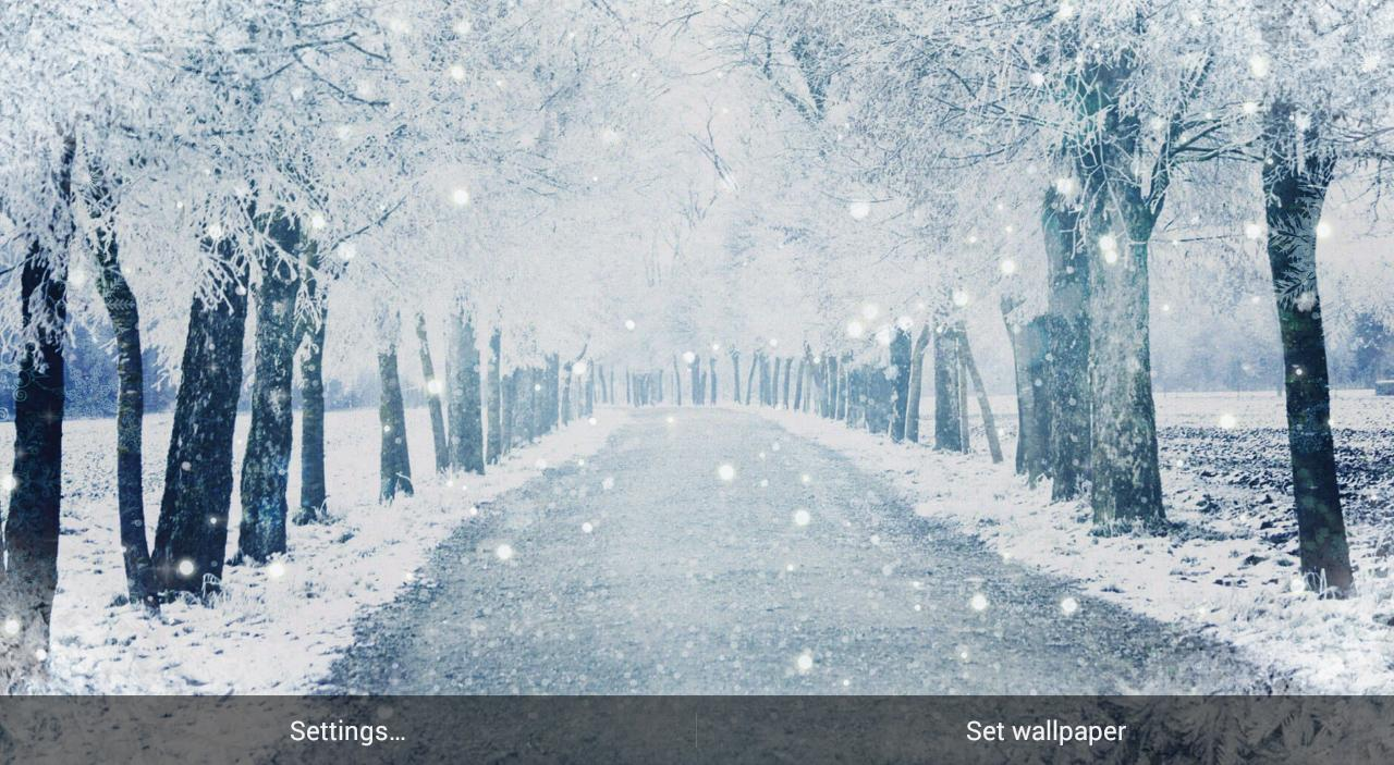 Winter Scenery Wallpaper - Android Apps on Google Play