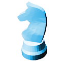 AndroidKnight 3D Chess Donate logo