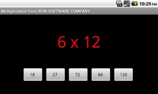 Multiplication Test Timer - Android Apps on Google Play