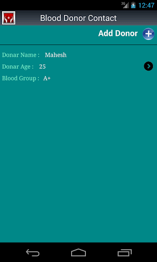 Zoon Blood Donor