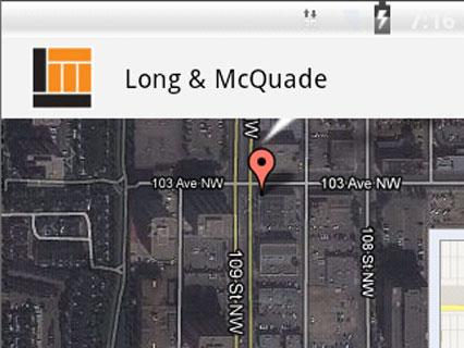 Long & McQuade Mobile - screenshot