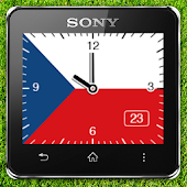 Watchface Czech (Sony SW2)