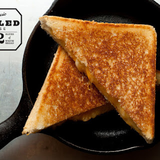 Classic Grilled Cheese.