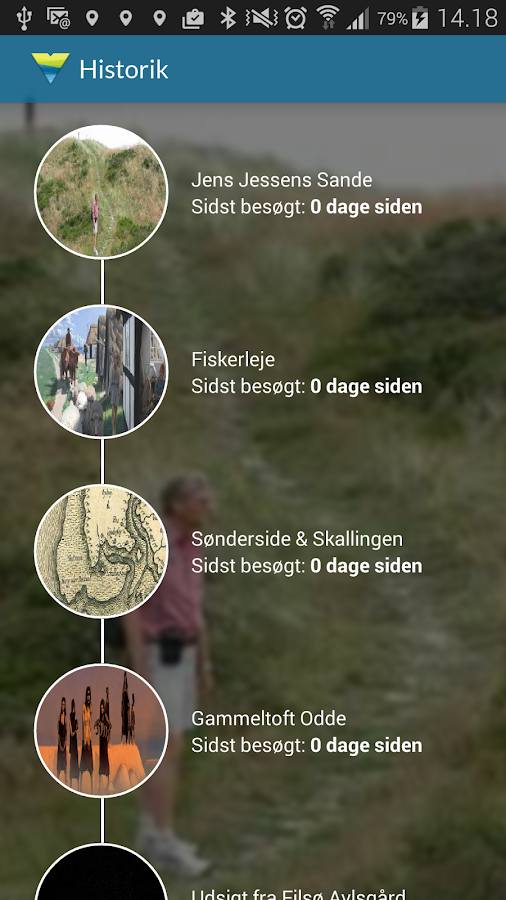 Danish North Sea Nature Park- screenshot