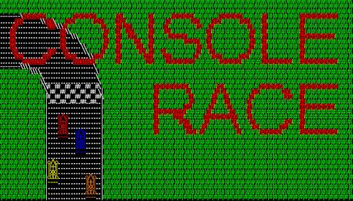 Console Race