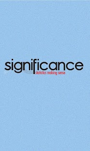 Significance - screenshot thumbnail