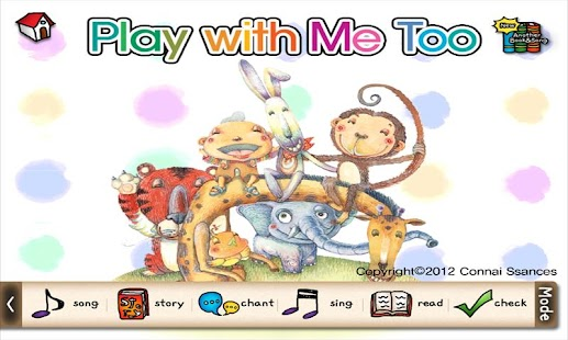 "Smart Story ""Play With Me Too"" - screenshot thumbnail"