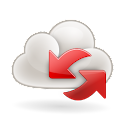 Vodafone Cloud logo