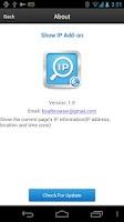 Screenshot of Boat Show IP Add-on
