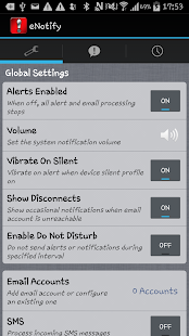 eNotify Lite Alerts- screenshot thumbnail