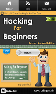 Hacking For Beginners - NEW- screenshot thumbnail