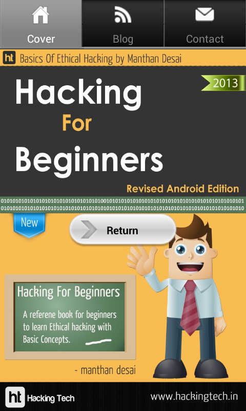 Hacking For Beginners - NEW- screenshot
