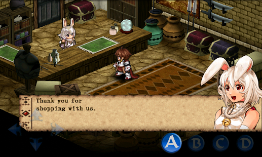 SRPG Generation of Chaos Screenshot 6