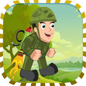 Freeapkdl Jetpack Commando - Fun Game for ZTE smartphones