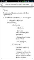 Screenshot of Buku Saku Perawat
