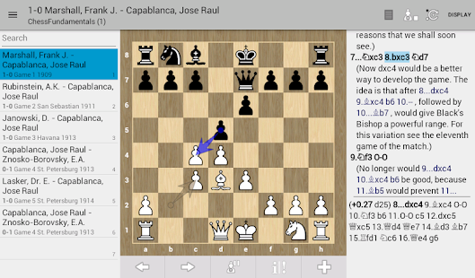 Chess PGN Master- screenshot thumbnail