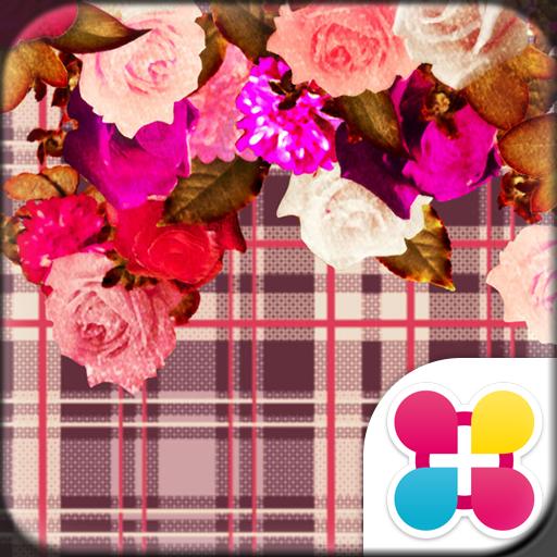 Chic Wallpaper British Rose Icon