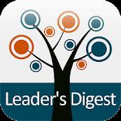 领导力文摘Leader's Digest