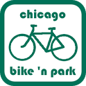 Chicago Bike 'n Park icon