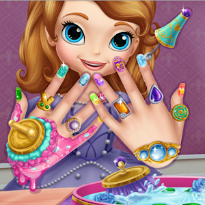 Baby Princess Nail Spa  full version apk for Android device