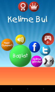 Kelime Bul- screenshot thumbnail