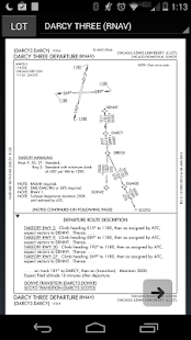 Approach Charts - screenshot thumbnail