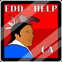 EDD HELP - Unemployment CA icon