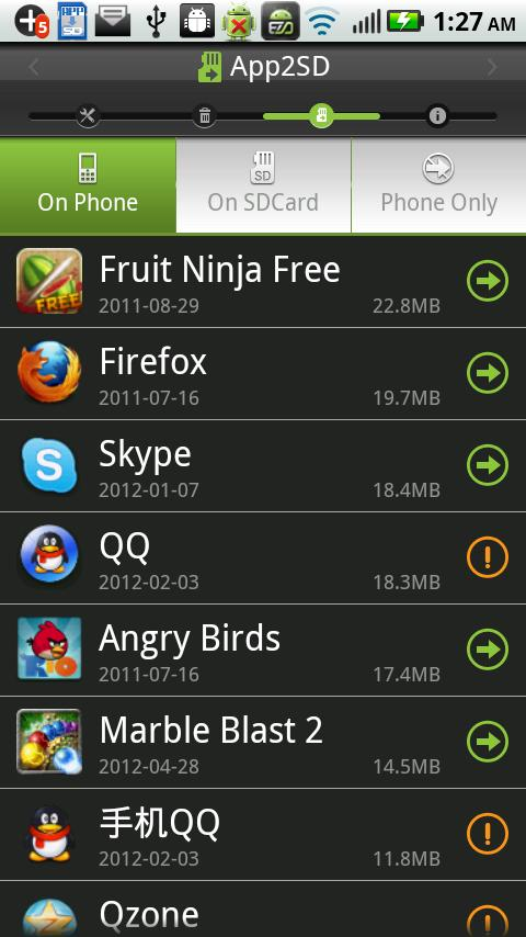 EZ Droid - All In One Tool - screenshot