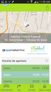 Vitaldentmx- screenshot thumbnail