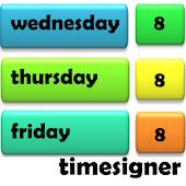 Easy Time Signer Pro