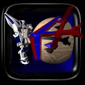 Robot VS Spaceships