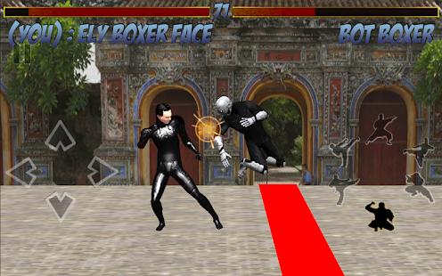 旭日拳击(东方拳击)是战斗的动作游戏。 體育競技 App-愛順發玩APP