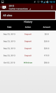 My Poker Bankroll Free screenshot 5