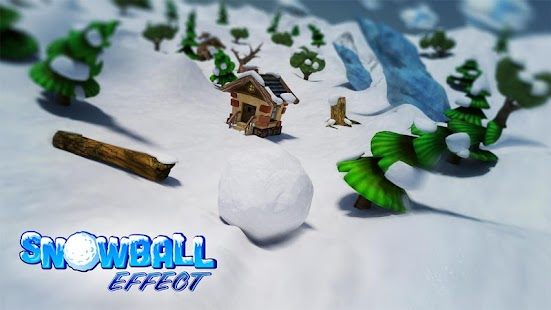 SnowBall Effect Motion Control - screenshot thumbnail