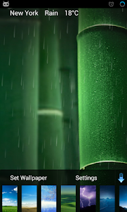 「1Weather」好美又時尚的天氣預報App,可新增桌面小工具(Android .. ...