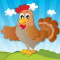 Angry Chicken Free icon
