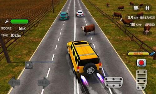 Race the Traffic Nitro v1.0.7