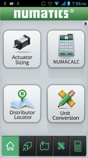 Numatics Actuator Sizing
