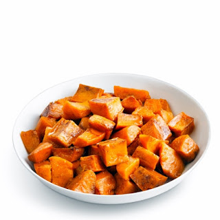 Candied Sweet Potatoes with Truvía® Baking Blend