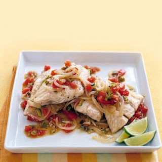 Red Snapper Veracruzano