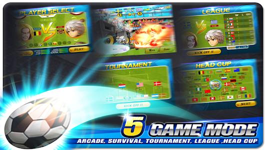 Head Soccer v3.1.1
